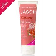Jason Rosewater Hand & Body Lotion - 250g
