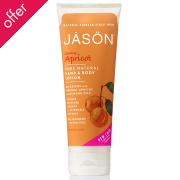Jason Apricot Hand & Body Lotion - 250g