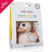 Hevea 3 in 1 Kawan Natural Rubber Duck
