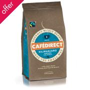 Cafedirect Kilimanjaro Gourmet Coffee Beans - 227g