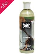 Faith in Nature Shampoo - Coconut - 400ml