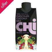 Chi Natural Chocolate Coconut Milk - 330ml