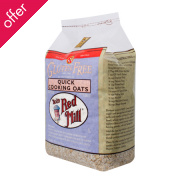 Bobs Red Mill Pure Quick Oats - 400g