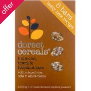 Dorset Cereals Cereal Bars - Almond, Brazil & Hazelnut - Pack of 5 - 30g