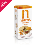 Nairn's Cheese Oatcakes - 200g