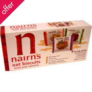 Nairn's Snack Portion Selection Pack - Pack of 9 - 30g
