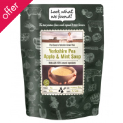 Look What We Found Yorkshire Pea,Apple & Mint Soup - 300g