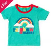 Rainbow Maker Baby Tee