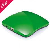 Green Window Solar Charger