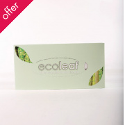 Ecoleaf Recycled Facial Tissues