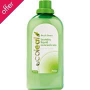 Ecoleaf Concentrated Laundry Liquid - 750ml