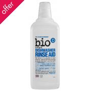 Bio D Dishwasher Rinse Aid - 750ml