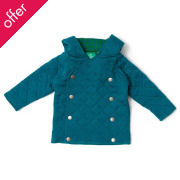 Biscan Bay Double Quilted Jacket
