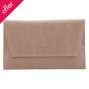 Matt & Nat Vegan Nathalie Large Purse/Clutch Bag - Blush