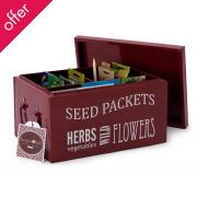 Seed Packet Organiser