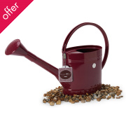 5 Litre Watering Can - Burgundy