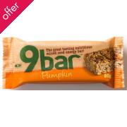9 Bar Pumpkin Seed Snack Bar- 50g