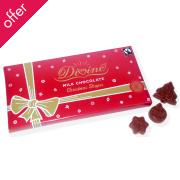 Divine Milk Chocolate Christmas Shapes