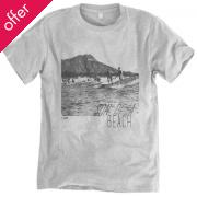 Rapanui Organic Cotton Son of a Beach Men's T-Shirt