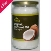 Suma Organic Extra Virgin Coconut Oil - 650g