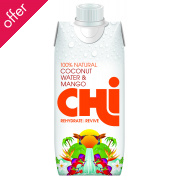 Chi Coconut Water & Mango - 330ml