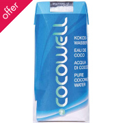 Cocowell Pure Coconut Water - 330ml