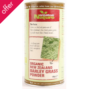 Creative Nature Barley Grass Powder - 100g