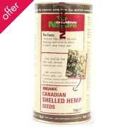 Creative Nature Shelled Hemp Seeds - 150g