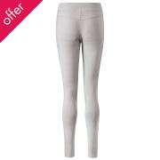 FROM Clothing Merino Wool Leggings - Silver Grey