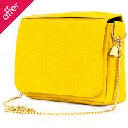 Wilby Primrose Yellow Citibag