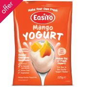 EasiYo Mango Yoghurt - 225g