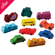 Mini Cars Jigsaws