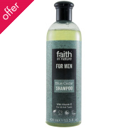 Faith In Nature Mens Blue Cedar Shampoo - 400ml