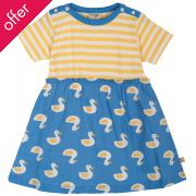 Frugi Dizzy Ducks Body Dress