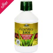 Optima Aloe Vera & Cranberry Juice - 500ml