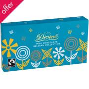 Divine Chocolate Milk Belgian Collection