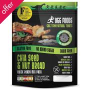 Chia Seed & Nut Bread - 344g