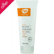 Green People Edelweiss Sun Lotion SPF15 with Tan Accelerator 200