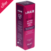 s.HAIR Intimate After Shave Gel 30ml