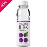 Sealand Birk Organic Birch Tree Water - Blueberry - 330ml
