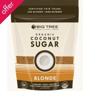 Organic Coconut Sugar - Blonde - 500g