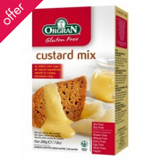 Orgran Custard Mix - 200g