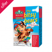 Orgran Itsy Bitsy Bear Biscuits - 175g