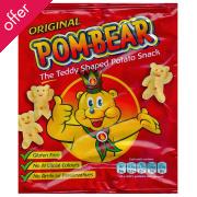 Pom Bear Crisps - Original - 19g