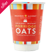 Delicious Alchemy Gluten Free Instant Original Porridge Pot - 55g