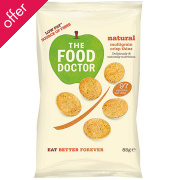 The Food Doctor Multigrain Chip Thins - 85g