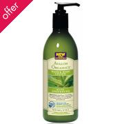 Avalon Organics Hand & Body Lotion - Aloe Unscented - 340g