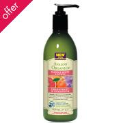 Avalon Organics Hand & Body Lotion - Grapefruit & Geranium - 340g