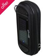 PowerPlus Jaguar Solar and USB Rechargeable Speakers