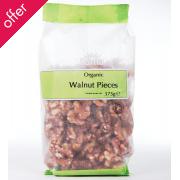 Suma Prepacks Organic Walnuts 375g